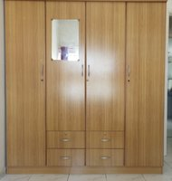Used 4 door cupboard in Dubai, UAE