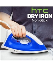 Used New HTC non-stick dry iron in Dubai, UAE
