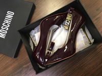 Used Brand New Moschino Pumps Size 39 in Dubai, UAE