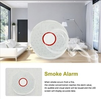 Used Battery operated smoke Alarm 6 pcs in Dubai, UAE