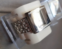 Used Prelove Original silver swatch in Dubai, UAE