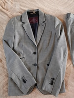 Used Sacoor Brother's women suit with vest in Dubai, UAE