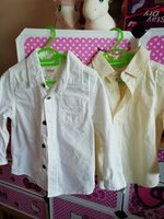 Used 2pcs boys long sleeve new in Dubai, UAE