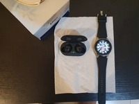 Used Samsung Galaxy Watch with Galaxy Buds in Dubai, UAE