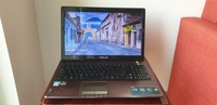 Used Asus i5 Laptop with 1 Gb graphics in Dubai, UAE