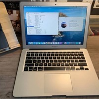 Used 2015 13''Macbook Air 1.6 GHz-8GB RAM 256 in Dubai, UAE