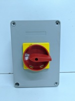 40 A 4 pole Rotary Isolator