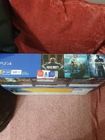 Used Brand New PS4 with 3 Games in Dubai, UAE