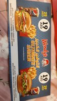 Used Wendy's food voucher..use this get more in Dubai, UAE