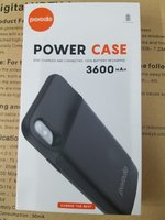 Used Iphone X power Case 3600 mAh in Dubai, UAE