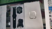 Used 2 pcs F10 Full FUNCTION Smart watch in Dubai, UAE