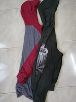 Used 2pcs.branded hoodie jacket in Dubai, UAE