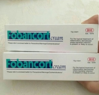 Used Fobancort cream in Dubai, UAE