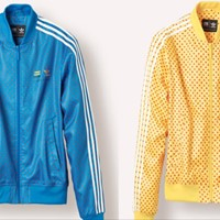 Used Adidas originals polka dots  jacket collection by pharell williams in Dubai, UAE
