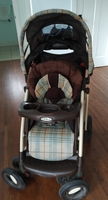 Used Graco Quattro Stroller in Dubai, UAE