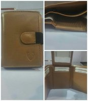 Italian Genuine Leather Men's Wallet