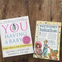 2 Baby Books For Cheap :)