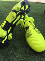 Used Adidas Ace 15.1 FG/AG Leather *BRAND NEW in Dubai, UAE
