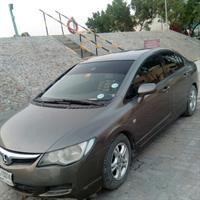 Used Honda Civic 2006 in Dubai, UAE