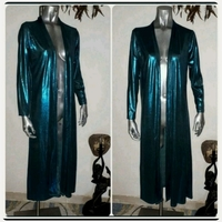 Used Shiny Long Jacket For Women in Dubai, UAE