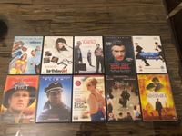 "Used 10 Pcs Original ""Drama"" DVD's in Dubai, UAE"