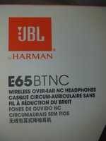 Used JBL E65BTNC BLACK OVER EAR NOIS... in Dubai, UAE