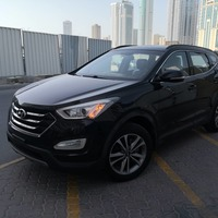 Used Hyundai Santa Fe, 2.4L, 4 Cylinders in Dubai, UAE