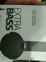 Sony Copy XBASS MDR Headphone Wired New