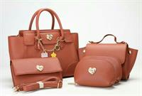 5-Pieces Designer LADIES  HANDBAG    SET