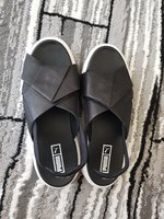 Used Puma platform sandals for women in Dubai, UAE