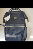 Anello Backpack - Small / Navy Blue