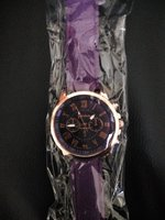 Women's Fashion Watch - Purple