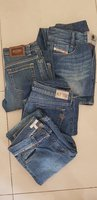 Used Burberry, Moschino, Arman, Diesel Jeans in Dubai, UAE
