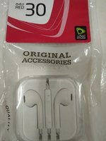 Used Earphone +AED 30 Etisalat card in Dubai, UAE