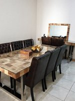 Used table and chairs 8 in Dubai, UAE
