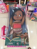 Used 16 inches Young Moana Doll in Dubai, UAE