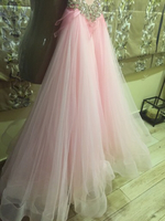 Used gown for teen ager, in good condition in Dubai, UAE