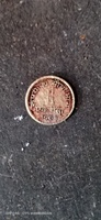 Used Indian old coin 1paise in Dubai, UAE