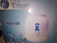 Used Classic Water dispenser( Brand new) in Dubai, UAE