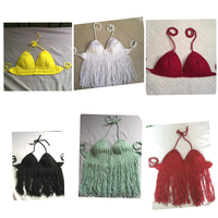 Used Crochet Bikini Top in Dubai, UAE
