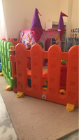 Used Play Area Fence 6pcs in Dubai, UAE