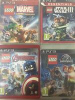 Used I'm selling ps3 LEGO games for 150AED in Dubai, UAE