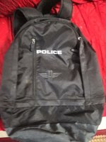 Used Police backpack in Dubai, UAE
