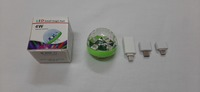 Used 2 magic usb light + jewellery set 3 pcs in Dubai, UAE