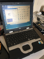 HP Compaq NC400 Windows XP