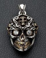 Used Diamond Sugar Skull Pendant in Dubai, UAE