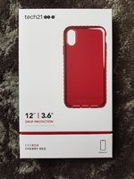 Used Cherry red cover for iphone XR in Dubai, UAE