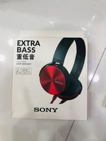 Used RED SONY EXTRA BASS Master Copy in Dubai, UAE