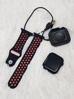Used Smart watch w5 nw all function red in Dubai, UAE