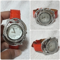 Used GUESS red watch for lady in Dubai, UAE